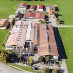 Luftaufnahme Firma Togu, Bachham