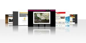 Beispiele für modernes Webdesign